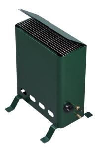 Tepro Gewächshausheizer mit Thermostat